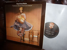 Nana Twum Nketia, Traditional African Music and Dances, Swiss EJSP 9338 LP, 12""