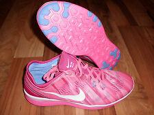 Nike Free 5.0 Tr Fit 5 PRT Running Training FIREBERRY 704695 601 Women's SZ 9