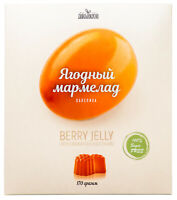 Sweets fruit jelly berry sea buckthorn from natural berries 170gr low sugar