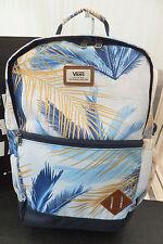 VANS Unisex Veer Laotop +School Work Travel Backpack Ruck Sack BNWT