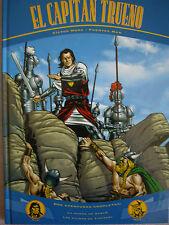 EL CAPITAN TRUENO: La Horda de Akbar/Las Ruinas de Tintagel ( 2000 ) NUEVO