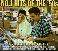 No.1 Hits Of The 50' - No.1 Hits of the 50's / Various Artists [New CD]