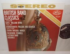 AMS 16043 British Band Classics Vol.2 Jacob Holst Walton  Eastman Wind Ensemble