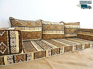 arabic seating,arabic furniture,oriental seating,floor sofa,floor seating -MA 13