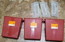 3 New Sharps Container Biohazard Needle Disposal 3 Gallon