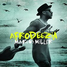 MARCUS MILLER - AFRODEEZIA  CD NEU
