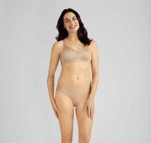 Amoena Magdalena Non Underwire Mastectomy Bra Nude 463