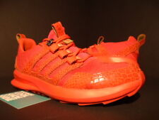 2015 ADIDAS SL LOOP RUNNER TR TRAIL REPTILE RED GOLD ULTRA BOOST S85682 7.5