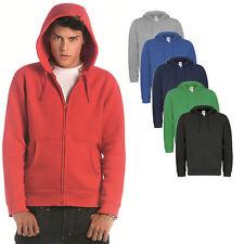 Herren B&C Kapuzenpullover Sweatshirt  Shirt Pulli Hoodie Jacke I S - 3XL