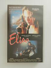VHS Video Kassette Elisa Gerard Depardieu Vanessa Paradis