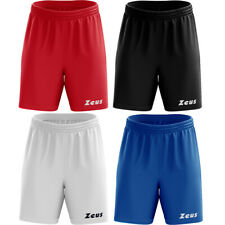 Zeus Mida Herren Trainings Hose Fußball Sport Teamwear Spieler Shorts neu