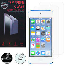 2 Films Vetro Temperato Protettore Protezione Apple iPod Touch 6/ 6th generation
