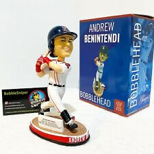 "ANDREW BENINTENDI Salem Red Sox ""Promotional"" SGA Limited Edition Bobble Head*"