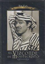 DVD - El Vizconde De Montecristo NEW Tin Tan  La Coleccion FAST SHIPPING !