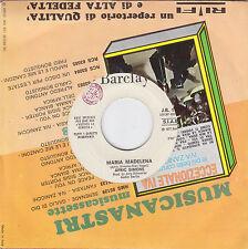 "AFRIC SIMONE - maria madelena / EVITA - don't cry for me argentina 7"""