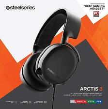 SteelSeries Arctis 3 Gaming Headset PC Xbox PS4 Switch 2019 Edition Black NEW