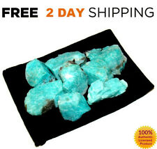 1/2 LB AMAZONITE Rough CRYSTAL Raw LOT Natural Stone Brazil Gemstone LARGE + BAG