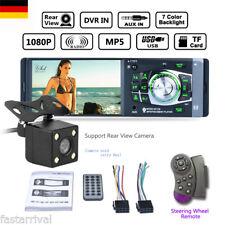 "1080P 1 DIN 4.1"" HD Autoradio Bluetooth MP5 MP3 Player Radio FM AUX IN USB/TF EU"