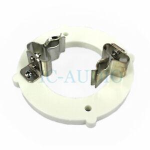 1Piece Tube Socket For FU33 FU-33 833A 833C FU33C Vacuum Tube Ceramic Socket