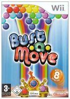 Nintendo Wii Spiel - Bust-A-Move mit OVP