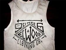 Elwood Solid Sleeveless T-Shirts for Men