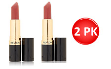 2x REVLON 4.2g Super Lustrous Lipstick Matte 015 SEDUCTIVE SIENNA