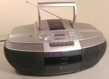 AIWA Compact Disc Stereo Radio Cassette Recorder CSD-ED37 Boom Box Ghetto Blastr