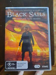 Black Sails Third Season