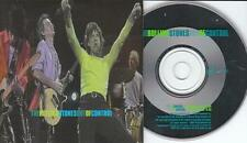 THE ROLLING STONES PROMO CD OUT OF CONTROL