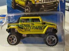 Hot Wheels Hummer H2 HW City Works Yellow