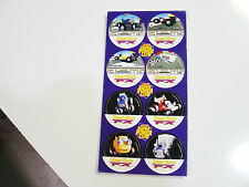 NINTENDO POGS STUNT RACE FX CARDED AND STILL INTACT AWESOME PIC # 3