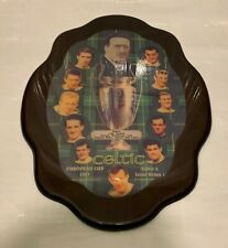 Celtic FC - Wooden Style Plaque - European Cup Winners 1967