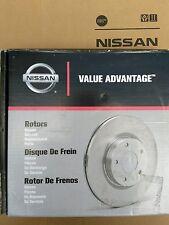 Nissan Maxima OEM Rear Brake Disc Rotor D3206-9N00JNW Genuine parts