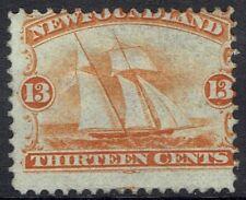 NEWFOUNDLAND 1865 SHIP 13C