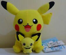 Plush Peluche Pikachu  Pokémon Center Officiel 2013 New /Neuve
