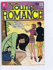 Young Romance #168 DC Pub 1970