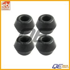 Set of 4 Control Arm Bushing Febi For Mercedes W126 230 280E 560SEL 280CE 560SEL