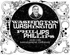Washington Phillips : Washington Phillips and His Manzarene Dreams CD (2016)