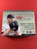 2004 Fleer Ultra Update Baseball 12 Sealed Hobby Box Packs- 🔥🔥