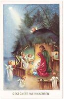 ANGES -Joyeux Noël Angels Merry Christmas Engel Frohe Weihnachten Presepe Angeli