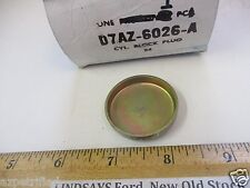 """FORD 1973/2005 4,6 & 8 CYL. """"PLUG"""" (ENGINE) 1 1/2""""O.D. CUP STYLE FREE SHIPPING"""