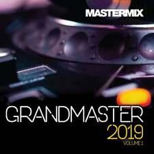 Mastermix Grandmaster 2019 Pt 1 and DJ SET 37 Chart Music Continuous Megamix CD