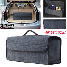 Multipurpose Storage Basket Car Cargo Truck Set Organizer For Car SUV Trunk USA
