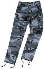 BLUE CASTLE Camouflage Combats Camo CARGO Workwear Trousers