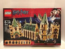 Lego 4842 Harry Potter Hogwarts Castle 100% Complete w/ Original Box & Manuals!