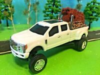 1/64 custom FORD F350 Lifted Truck Farm Toy Ertl DCP, G5 Lift-Kit, Dually Farm