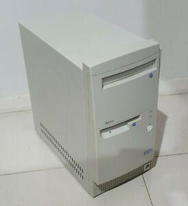 Rare Vintage IBM Aptiva AMD K6 500MHz, 64MB RAM,  10GB HD, Windows XP