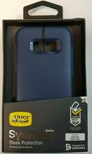 OtterBox Symmetry Sleek Protection Case Cover Samsung Galaxy S8 Plus Blue S8+