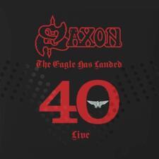 Saxon - The Eagle Has Landed 40 (Live) [CD]