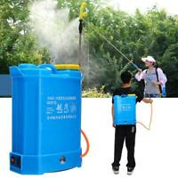 Agricultural disinfection Pesticide Sprayer auto battery power spray machine 16